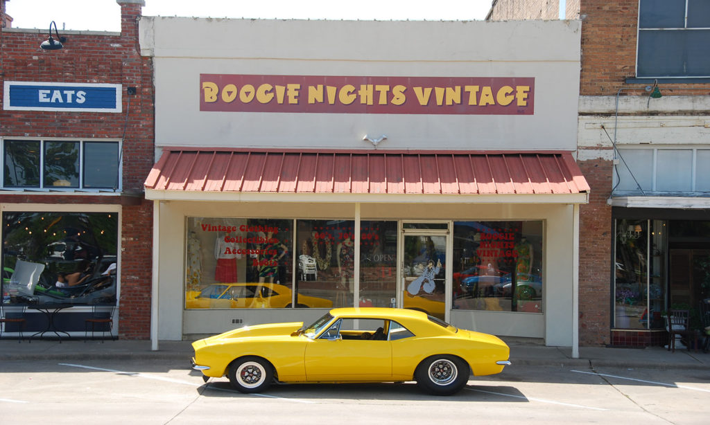Vintage Clothing Dallas