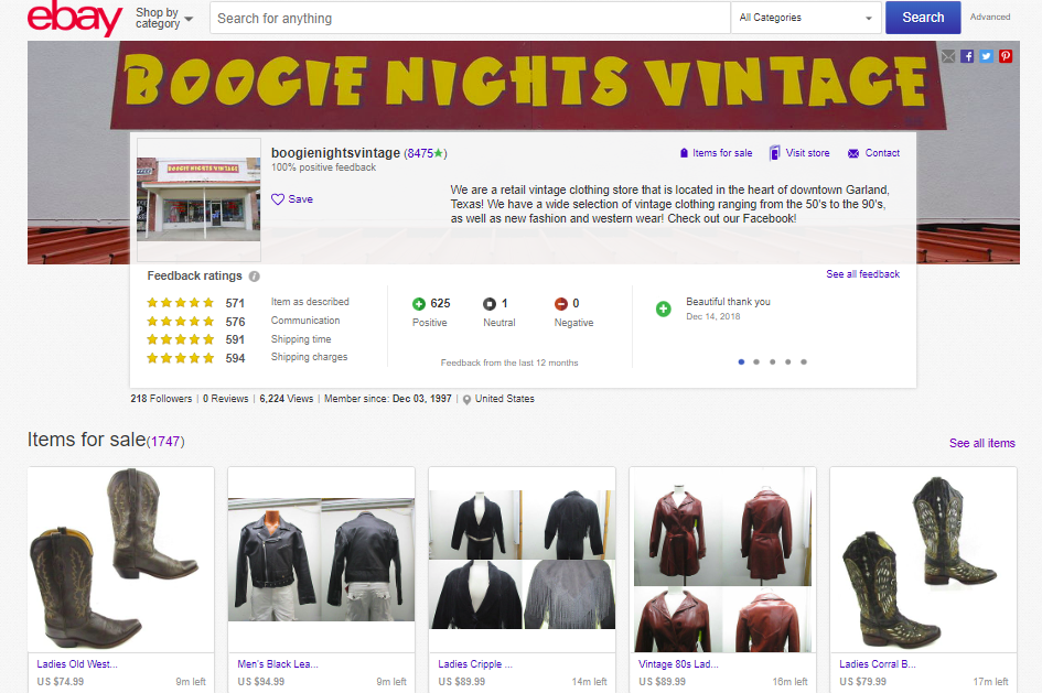 Vintage Clothing Store Dallas - Dallas Thrift Store